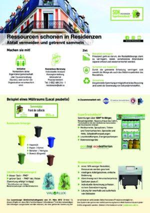 SDK - Ressourcen schonen in Residenzen