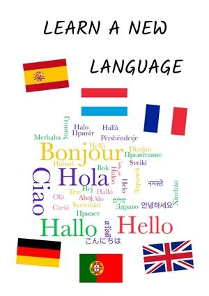 Cours de langues pour adultes 2021/2022