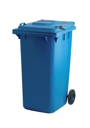 Enlèvement des poubelles bleues (vieux papiers): Jeudi, le 29 juillet 2021
